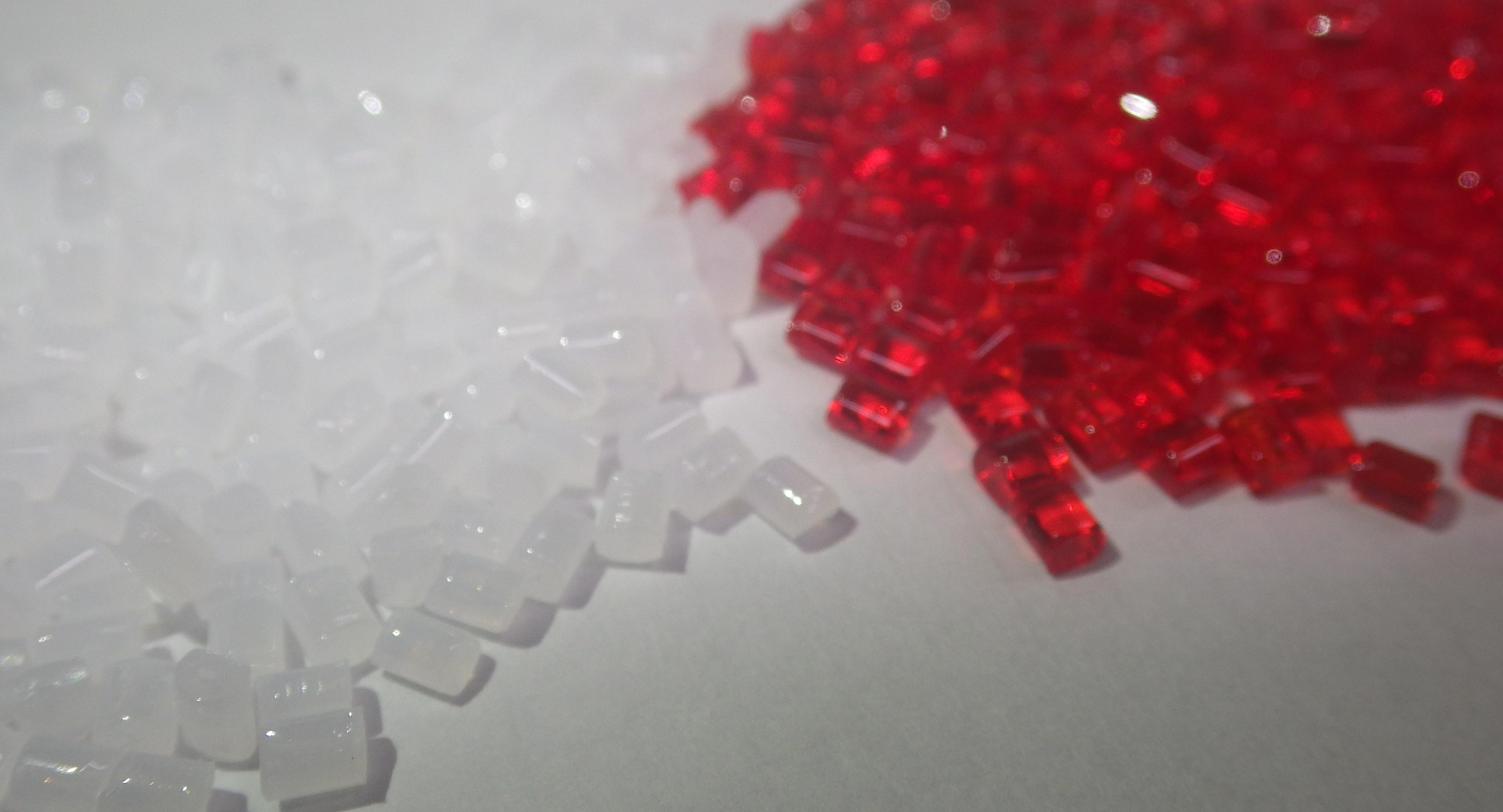 射出成形用プラスチック材料(2)
