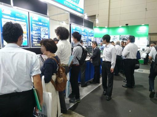 【REPORT】クルマの軽量化技術展2019名古屋(9月18日~20日)出展報告